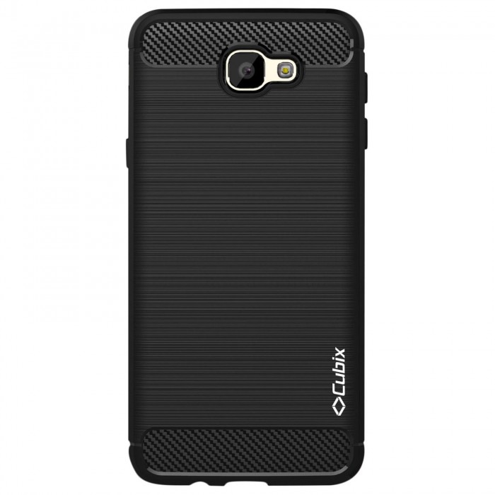 Cubix Liquid Armor Case for Samsung Galaxy J5 Prime (Black)