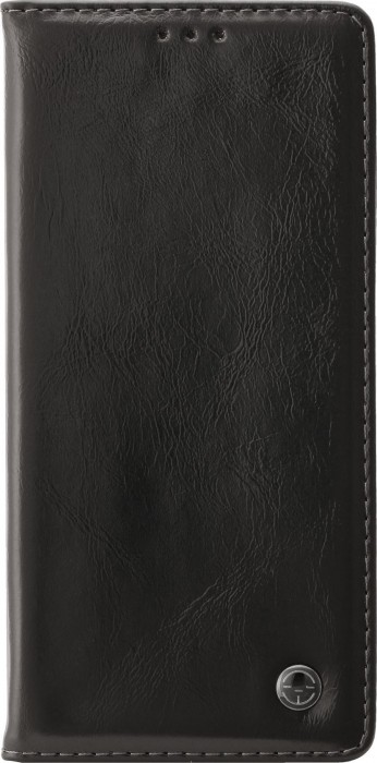 CUBIX Leather Case for Samsung Galaxy Note 9 Classic Leather Wallet Cases Slim Folio Book Cover with Credit Card Slots, Cash Pocket, Stand Holder, Magnet Closure (Black)