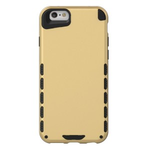 iPhone 6s Case (Cubix) Armor Robot Cover [Anti Scratch] Slim-Fit Two Layer Defender Bumper Back cover For Apple iPhone 6, Apple iPhone 6s (Gold)