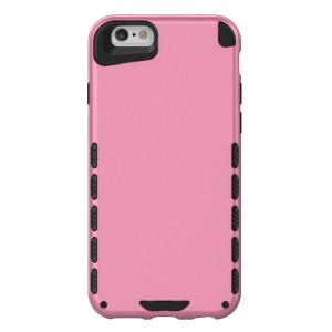 iPhone 6 Plus Case (Cubix) Armor Robot Cover [Anti Scratch] Slim-Fit Two Layer Defender Bumper Back cover For Apple iPhone 6 Plus, Apple iPhone 6s Plus (Pink)