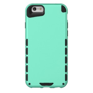 iPhone 6s Case (Cubix) Armor Robot Cover [Anti Scratch] Slim-Fit Two Layer Defender Bumper Back cover For Apple iPhone 6, Apple iPhone 6s (Sea Green)