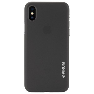 Apple Iphone X Case Cover : Pirum True Air Series Ultra Thin Matte Case Back Cover for Apple Iphone X (Grey)