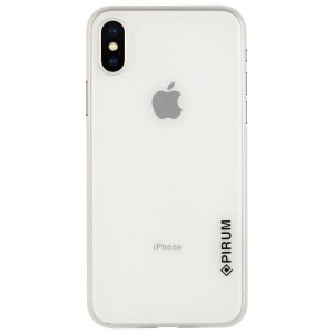 Apple Iphone X Case Cover : Pirum True Air Series Ultra Thin Matte Case Back Cover for Apple Iphone X (White)