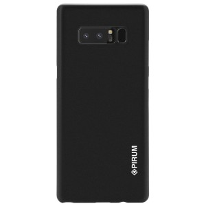 Samsung Galaxy Note 8 Case Cover : Pirum True Air Series Ultra Thin Matte Case Back Cover for Samsung Galaxy Note 8 (Black)