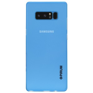 Samsung Galaxy Note 8 Case Cover : Pirum True Air Series Ultra Thin Matte Case Back Cover for Samsung Galaxy Note 8 (Blue)