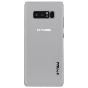 Samsung Galaxy Note 8 Case Cover : Pirum True Air Series Ultra Thin Matte Case Back Cover for Samsung Galaxy Note 8 (White)